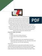 Pengertian Buku Digital
