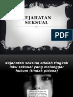 KEJAHATAN SEKSUAL.pptx