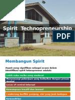 3. Spirit Technopreneurship