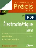 gManuel Précis électrocinétique