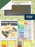 Escalas Del Tiempo Geológico