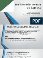 Inversa de Laplace