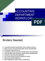 Acct Workflow