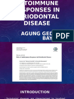 new Role of Autoimmune Responses in Periodontal Disease(new).ppt