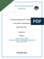 ENSAYO COMPLEJIDAD Y CONTRADICCION EN LA ARQUITECTURA .docx