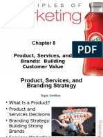 6. Ch # 8, Product, Services, And Brands Building Customer Value