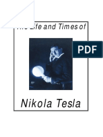 The life and time of Tesla