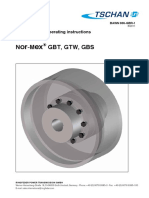 Installation Operating Instructions Couplings