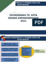 98607277-Expose-Musrenbang-Kota-Bogor-2011 (1).pptx