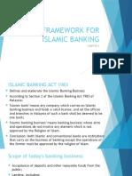 Chap 3 - Islamic Banking Legal Framework