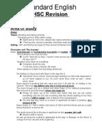 1205374508 2006 English Standard Notes