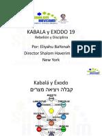Kabala y Exodo 19