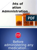 10 Rights of Medication Administration1