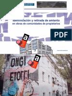PPT Amianto Retiro Construccion Osal