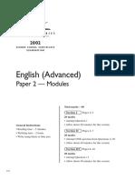 2002 Exam Paper 2