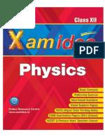 Xamidea Physics_ for Class 12th
