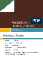 Weil's Disease.pptx
