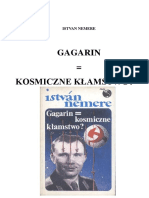 Istvan Nemere - Gagarin- Kosmiczne Kłamstwo
