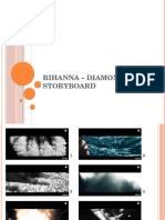 318132213-Rihanna-Diamonds-Storyboard.pptx