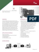GE 1300 Series Datasheet