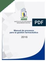 Manual de Gestion Farmaceutica