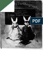 Brès, Henriette - 1905 - J'Apprends l'Orthographe