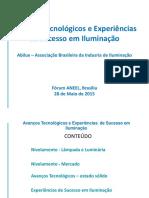 1 Apresentacao ABILUX Brasilia 28Maio2015 Marcos Poli