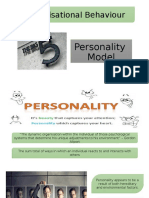 OB Personality