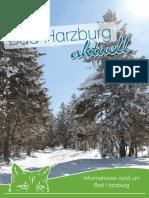 Bad Harzburg Aktuell Dezember 2016 / Januar 2017