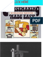 Cheese Making - Made Easy