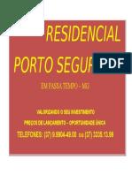 Residencial Porto Seguro Colorido
