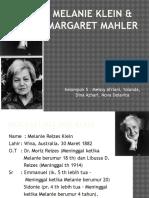 Melanie Klein & Margaret Mahler Kelp 5