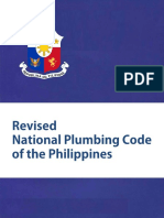 Revised National Plumbing Code of the Philippines