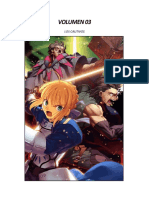 Fate Zero Volumen 03