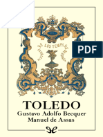 Becquer, Gustavo Adolfo & Assas, Manuel de - Toledo