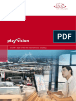 PTV Vision VISUM Brochure