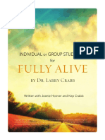 Fully Alive Crabb StudyGuide