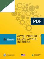 Javne politike u službi javnog interesa