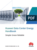 Data Center Energy Handbook
