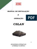 Manual Cslan Abril 2009