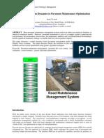 Linard_2000-ICSTM_System Dynamics & Road Pavement Maintenance Optimization