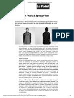 Les Burkinis_Marks & Spencer_ Font Polémique - Le Point