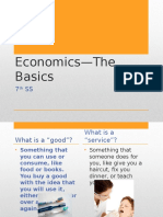 economics the basicsppt2015-2016
