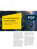 EY Tax Administration is Going Digital