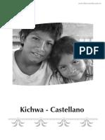 Diccionario Kichwa - Castellano