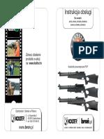 Instrukcja RANGER Modele PCP