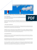 5 Factors Affecting Industrial Boiler Efficiency[1]