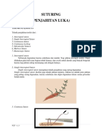 TEKNIK SUTURING DAN CHECKIST.pdf