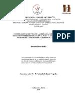 2016 Tesis Rolando Pilco - CONSTRUCCIÓN COLECTIVA DE LAS DEMANDAS Y PROPUESTAS DE EDUCACIÓN SUPERIOR INDÍGENA EN EL PERÚ.pdf