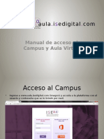 Manual de Acceso